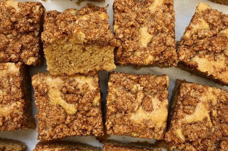 Gluten-Free Coffee Crumb Cake