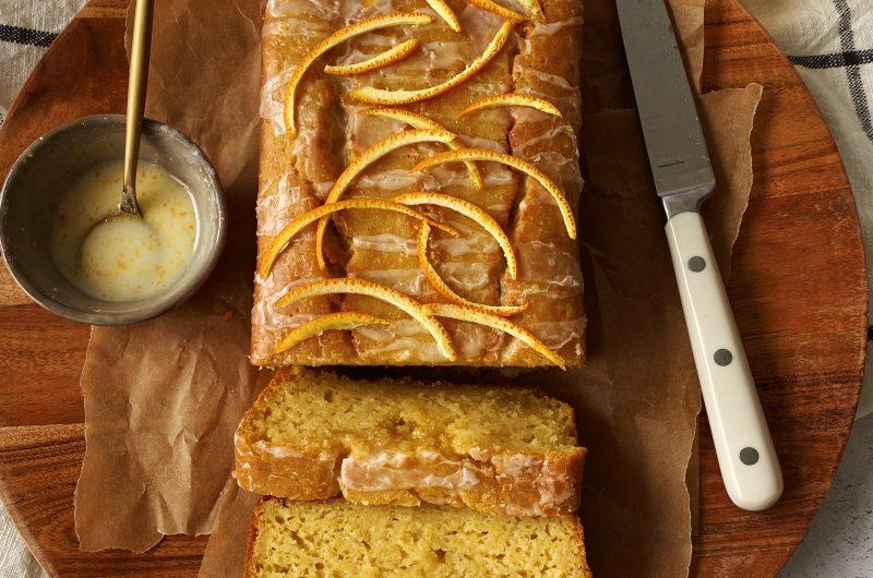 Gluten-free Loaf with Florida OJ