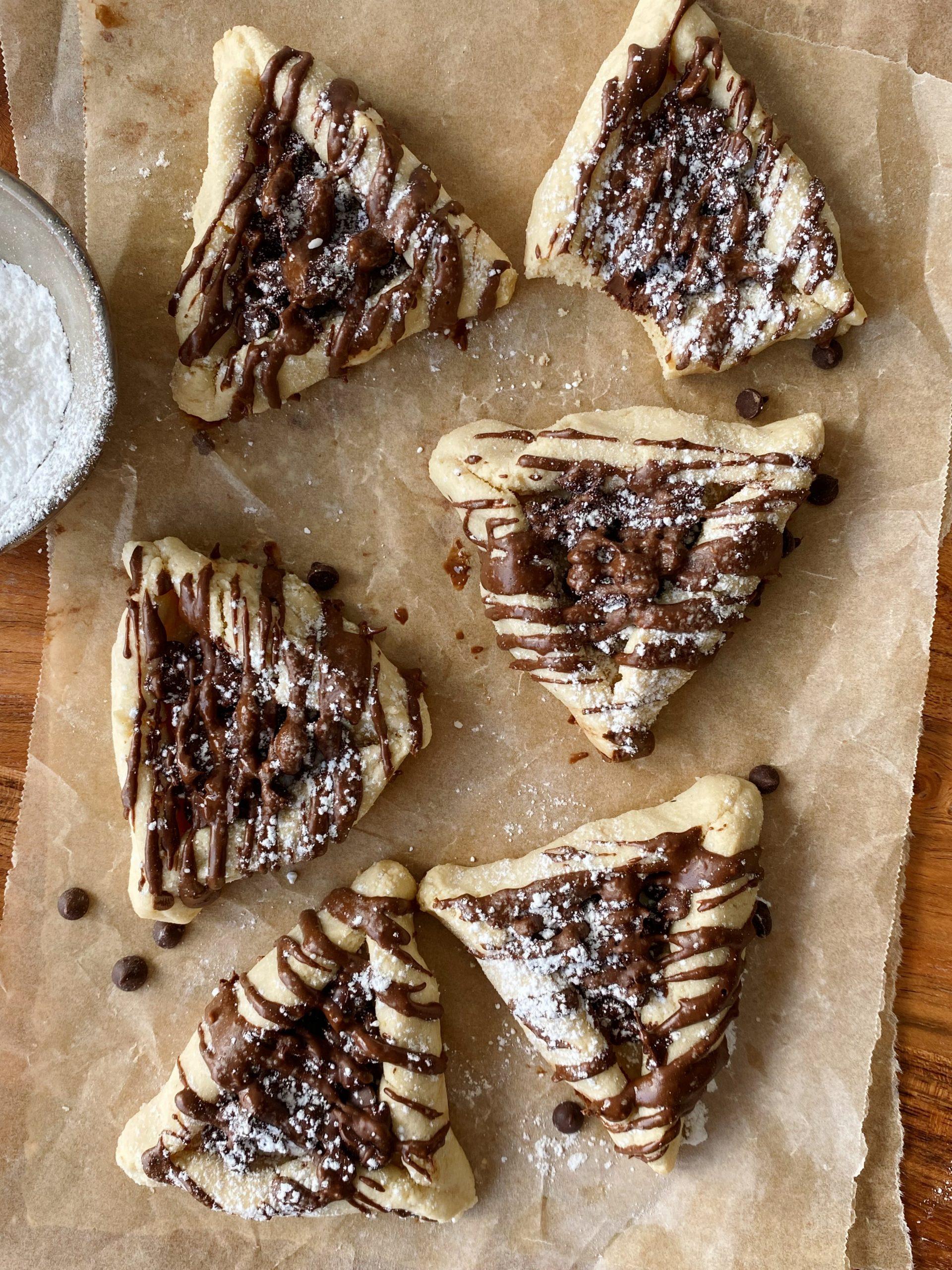 Gluten-free Hamantaschen