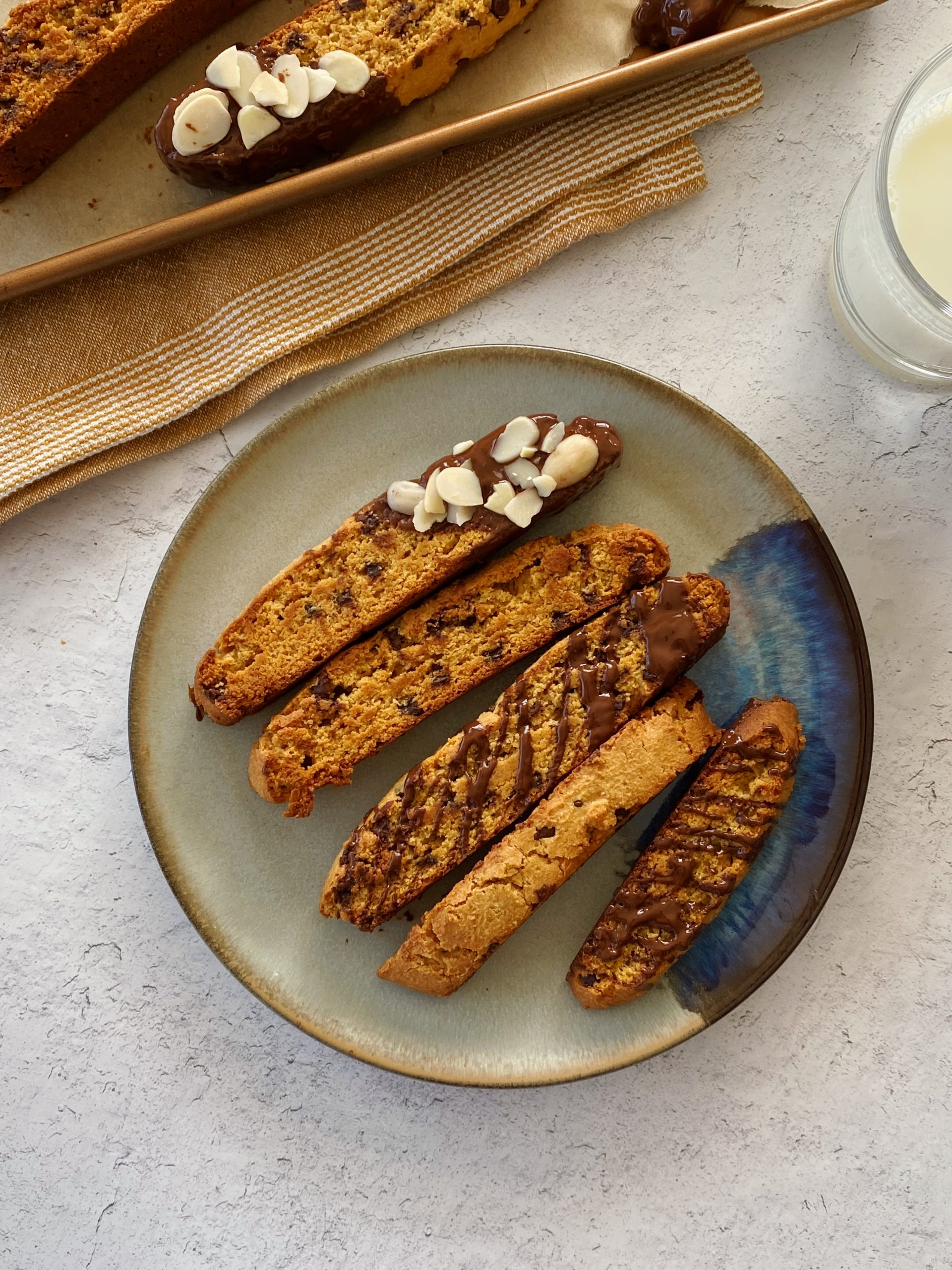 gluten-free biscotti