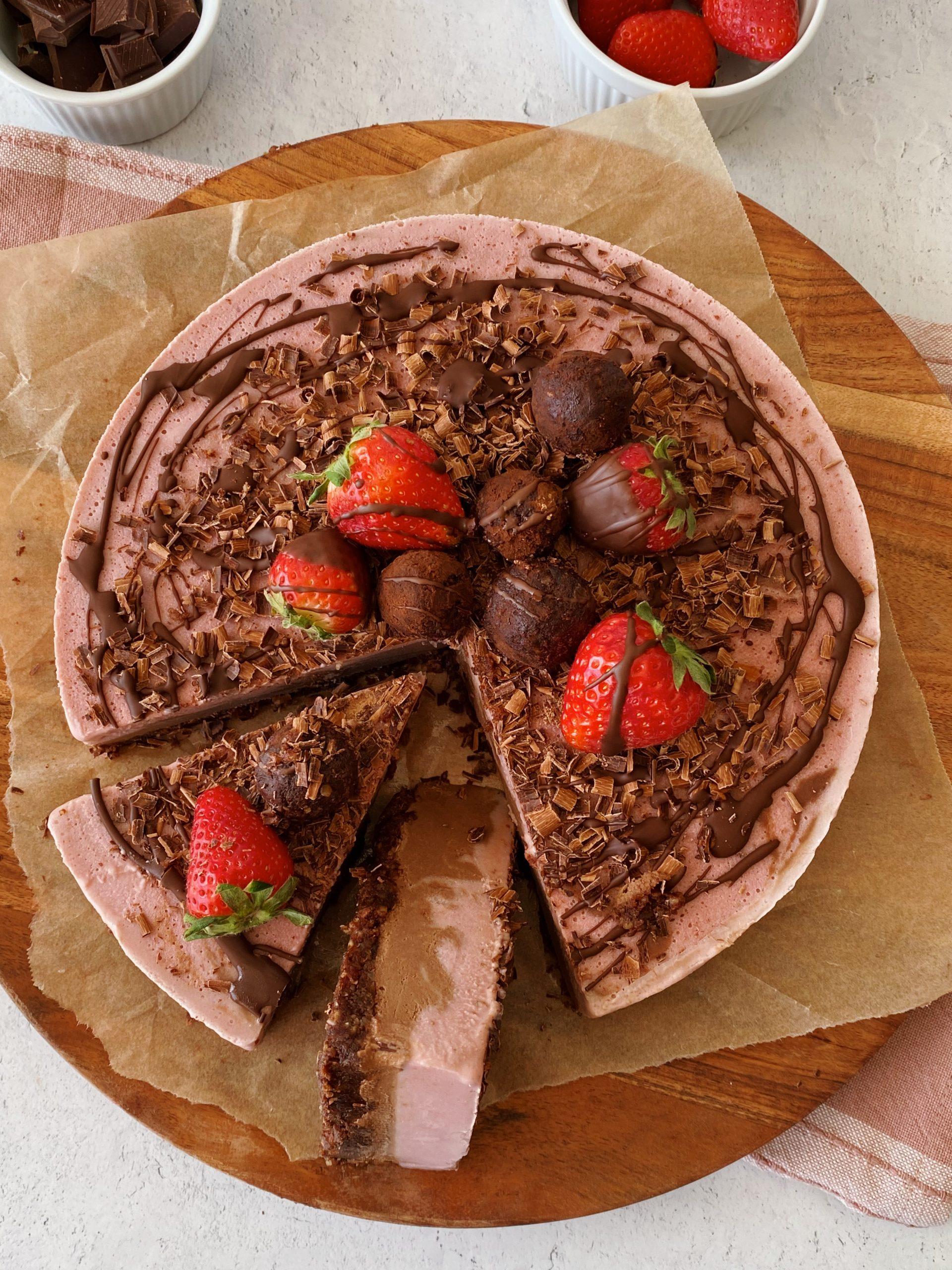 healthy passover desserts
