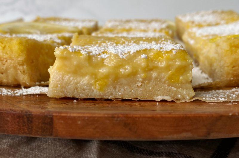 Gluten-free Lemon Bars