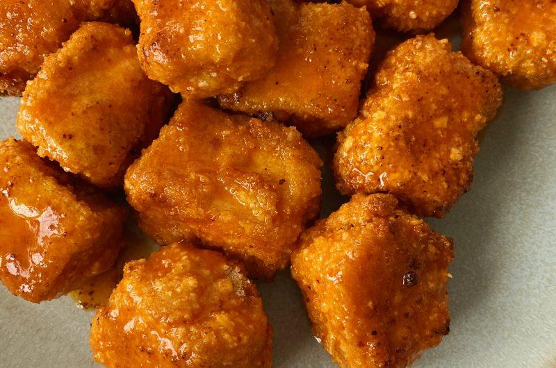 Buffalo Tofu Nuggets