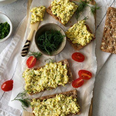 the best egg salad